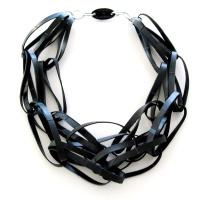 Gummihalsband, BRN015